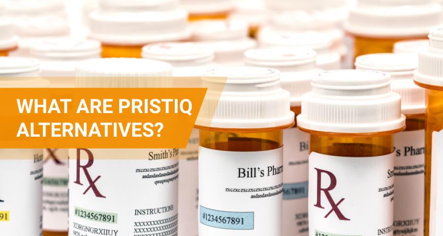 alternative medications to pristiq