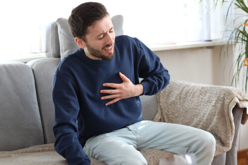 dangers of Elavil for people with heart problems