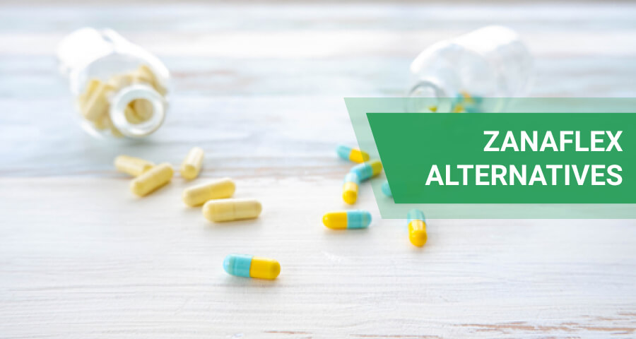 tizanidine alternatives