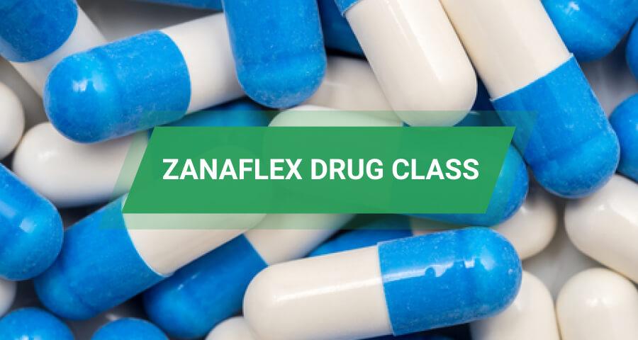 Tizanidine drug class
