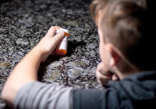 children and clonidine overdose