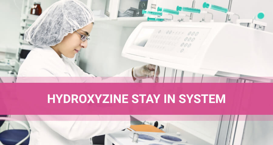 Drug Testing For Hydroxyzine