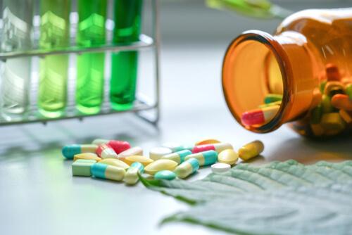 prescription and OTC drugs
