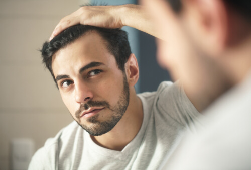 hair loss associated with kratom