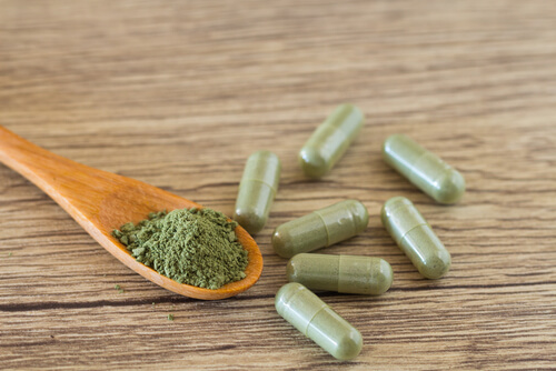 is kratom anti-inflammatory