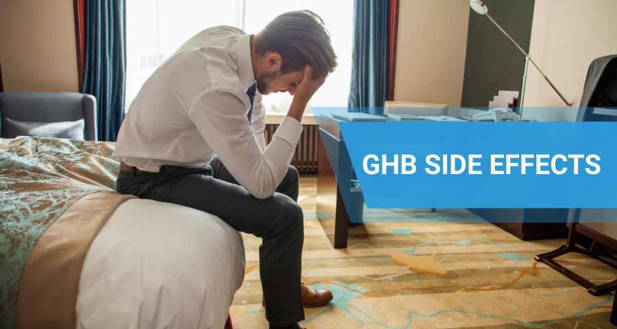 side effects of ghb