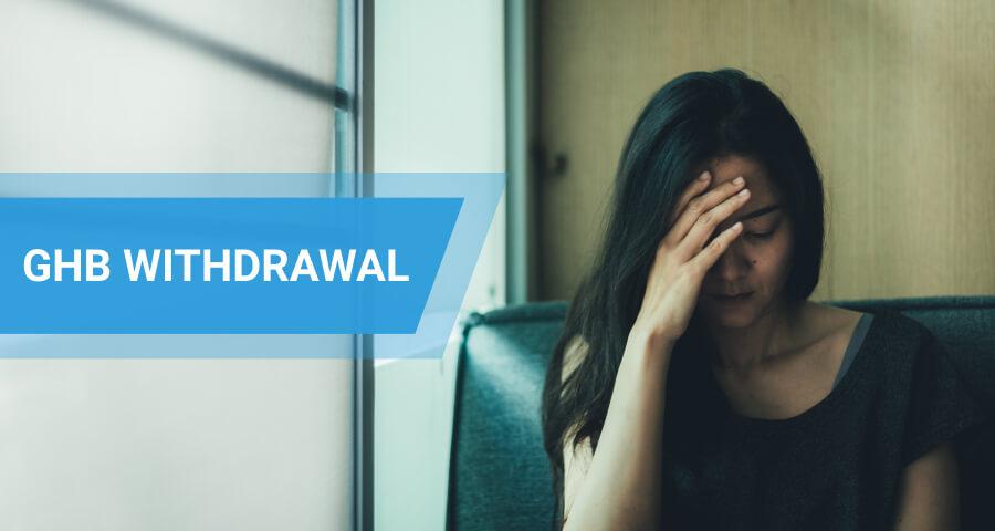 ghb withdrawal symptoms