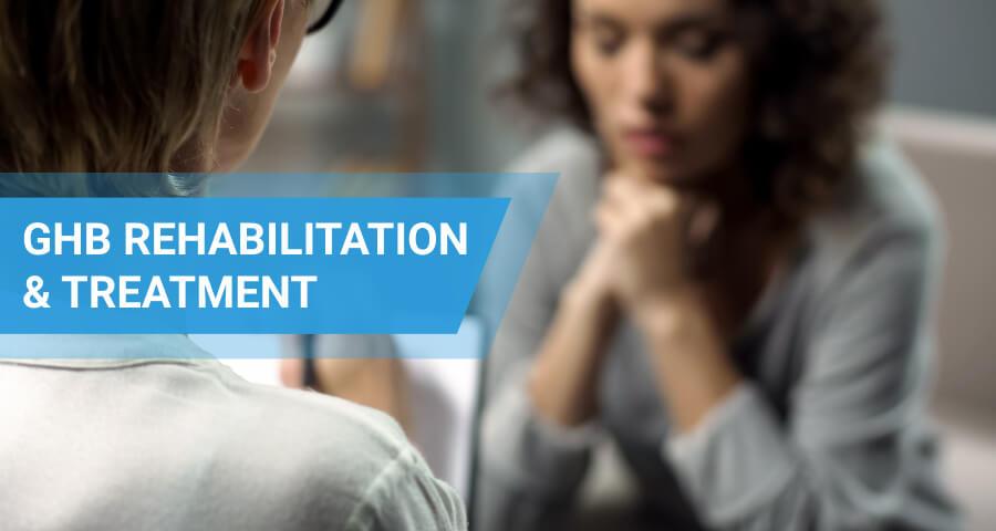 GHB addiction treatment