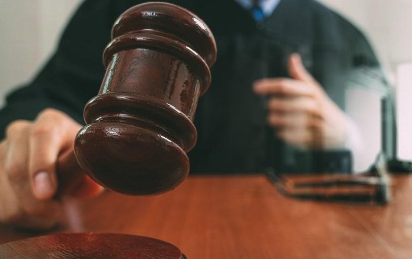 A judge bans cocaine use.