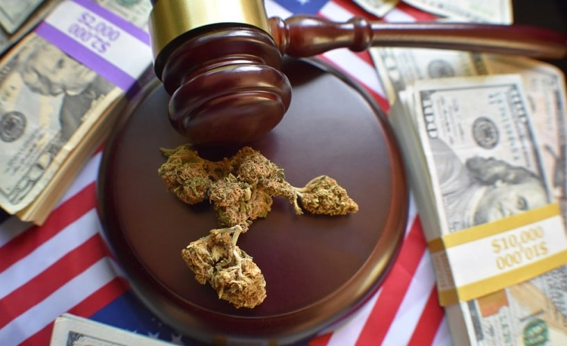 Legalization of Cannabis.