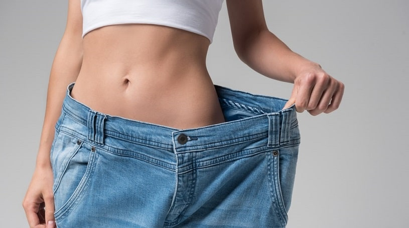 Weight loss from cocaine abuse.