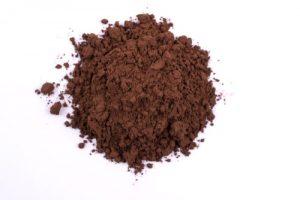 brown heroin powder
