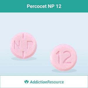 Percocet NP12.