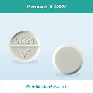 Percocet V 4839.