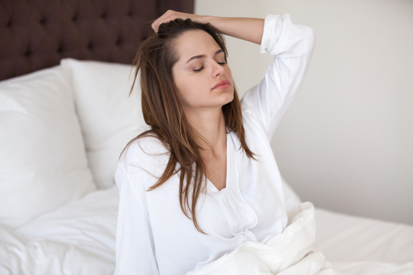 A woman experiences Lexapro withdrawal symptoms.