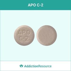 Clonazepam APO C-2.