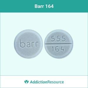 Bar 55 164 pill.