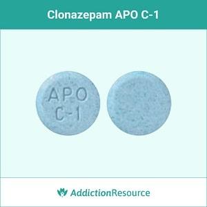APO C-1 clonazepam.
