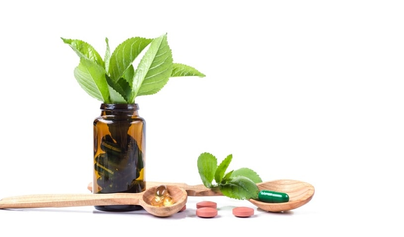 Herbal alternatives to Effexor, pills and capsules.