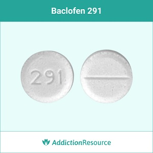 Baclofen 291 pill.