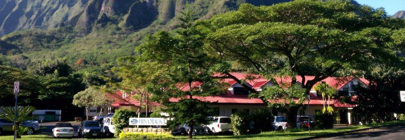 Hina Mauka, Hawaii