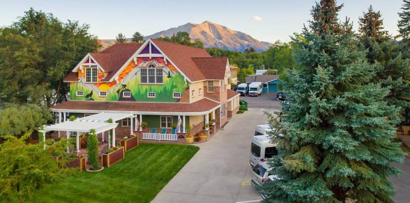 Jaywalker Lodge, Carbondale, CO