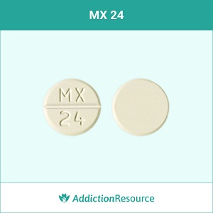 MX 24 baclofen.