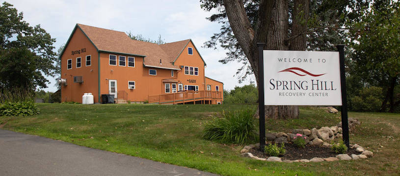 Spring Hill Recovery Center, Ashby, Ma
