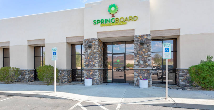 SpringBoard Recovery, Scottsdale, AZ