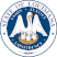 State seal of Louisiana