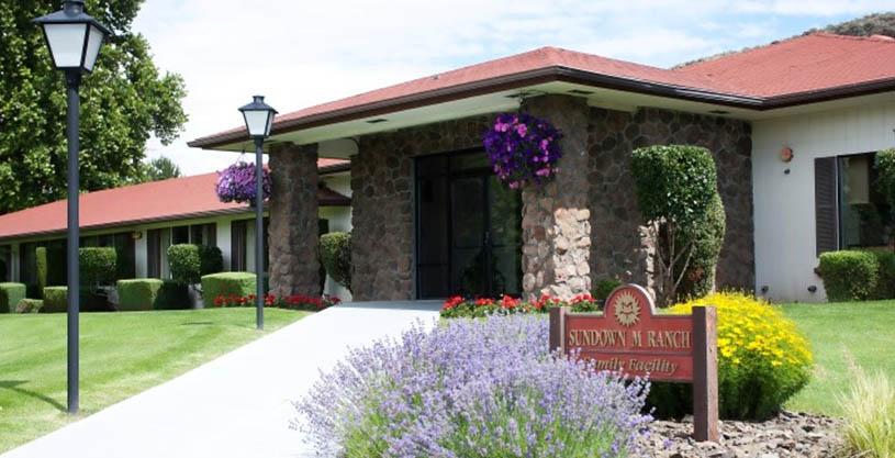 The Sundown M Ranch, Yakima, WA