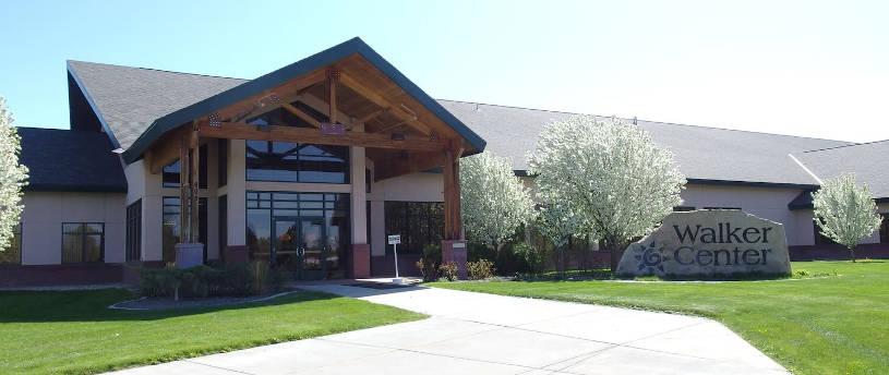The Walker Center, Gooding, ID
