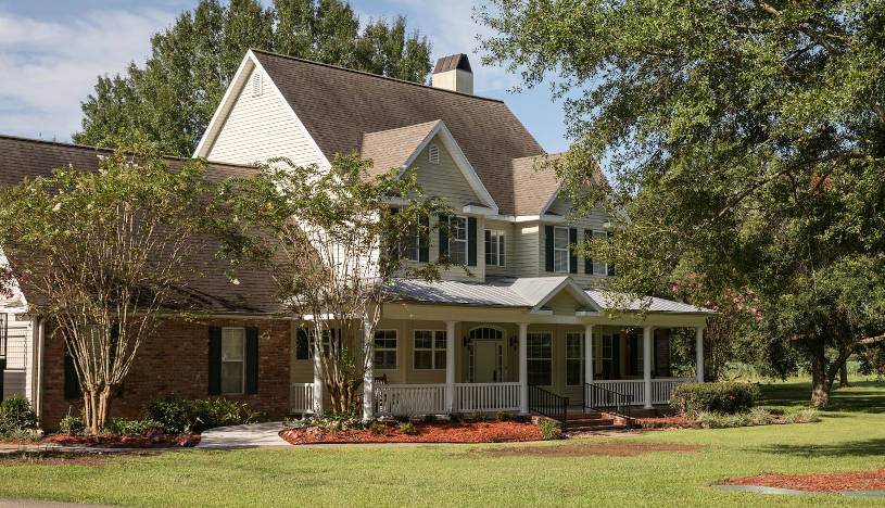 Whispering Oaks Lodge, Youngsville, LA