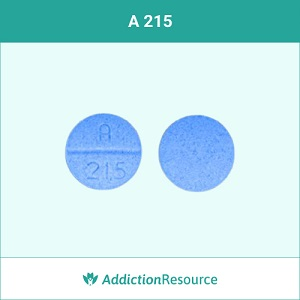 A 215 pill.
