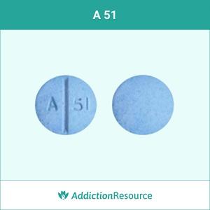 Oxycodone A 51.