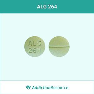 ALG 264 pill.