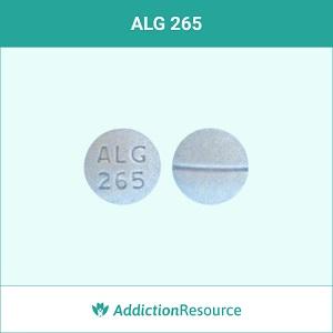 ALG 265 Oxycodone.