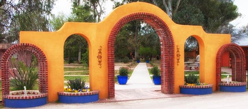 Amity Circle Tree Ranch, Tucson, Arizona.