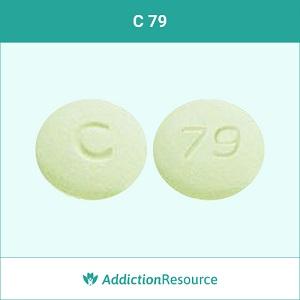 C 79 meloxicam pill.