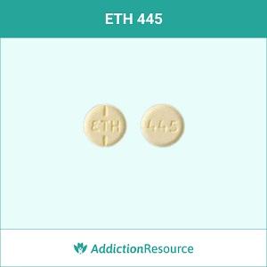ETH 445 pill.