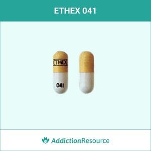 ETHEX 041 capsule.