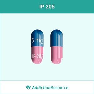 IP 205 Meloxicam capsule.