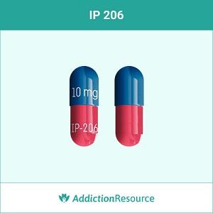 IP 206 Meloxicam capsule.