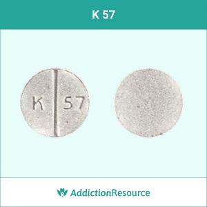 K 57 tablet.
