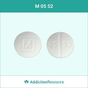 M 05 52 pill