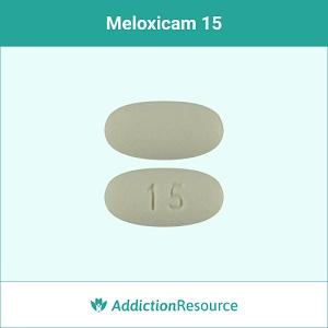 Meloxicam 15 pill.