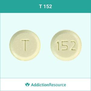 T 152 pill.