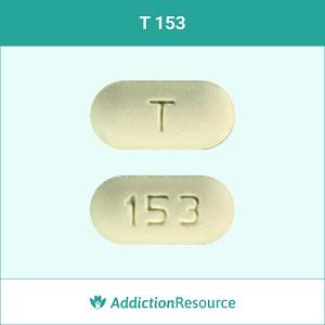 T 153 pill.