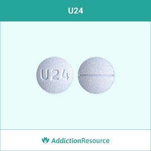 U24 round tablet.