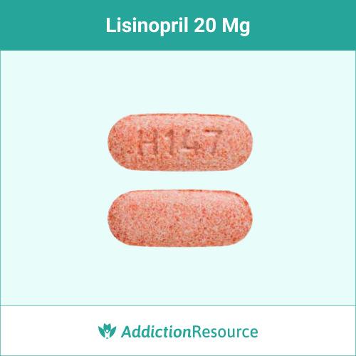 Lisinopril 20 Mg.